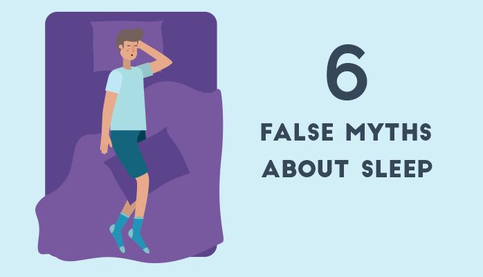 6 False Myths About Sleep