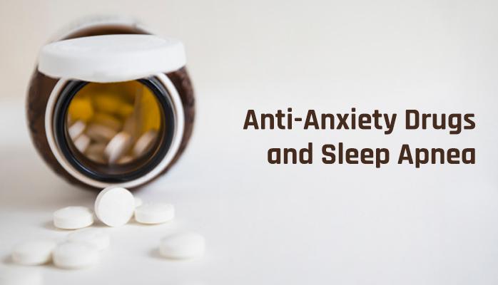 Anti anxiety drugs and sleep problems - Anchorage Sleep Center-1