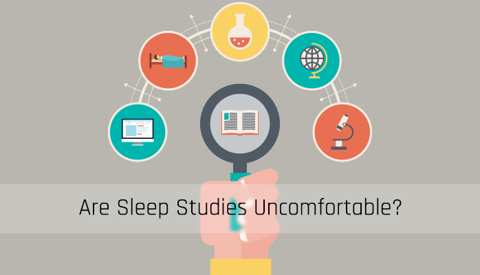 Are sleep studies uncomfortable - Anchorage Sleep Center