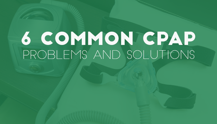 Common CPAP problems and solutions Anchorage Sleep Center