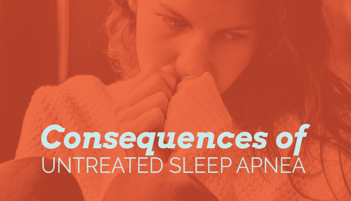 Consequences of untreated sleep apnea