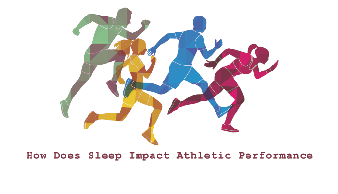 How does sleep impact athletic performance