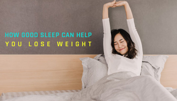 How good sleep can help you lose weight - Anchorage Sleep Center