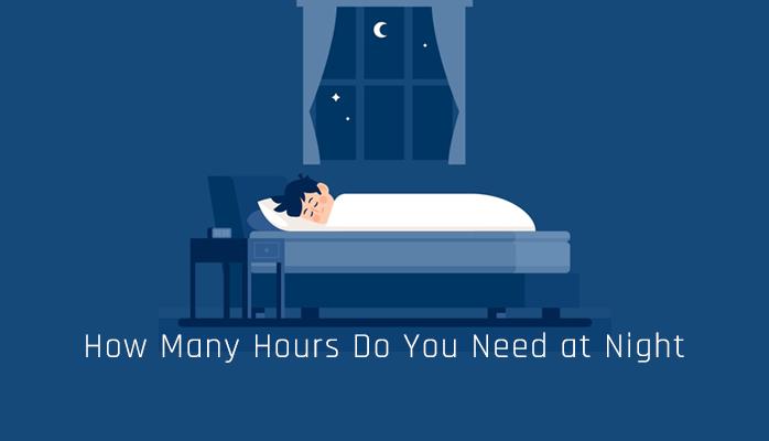 How many hours of sleep do you need - Anchorage Sleep Center