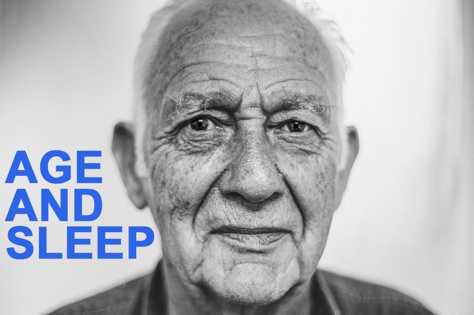 How sleep changes as we get older