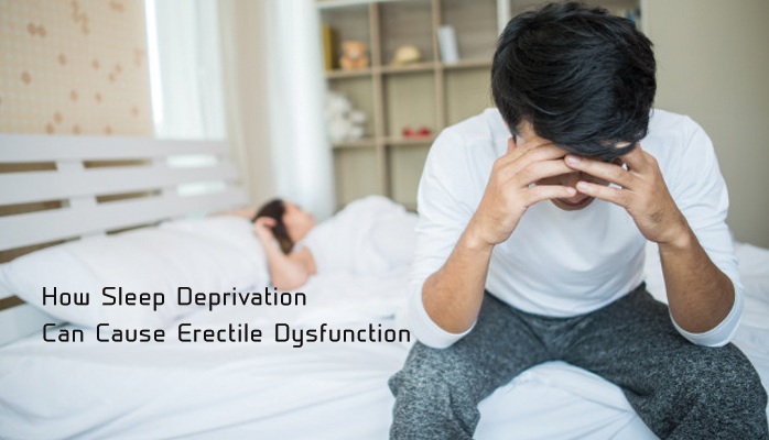 How sleep deprivation can cause ED - Anchorage Sleep Center