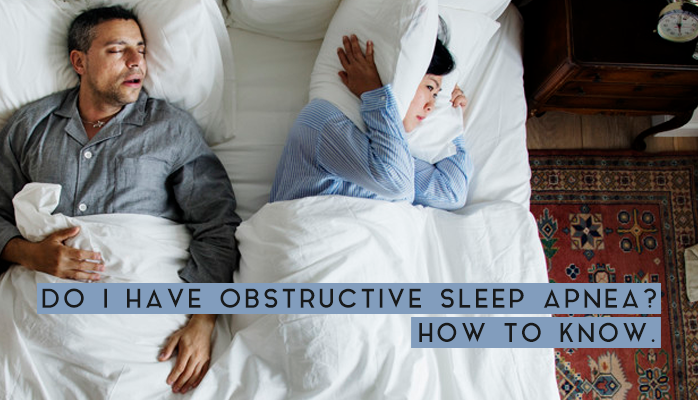 How to know if you have OSA - Anchorage Sleep Center