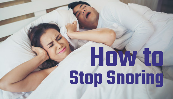 How to stop snoring - Anchorage Sleep Center blog