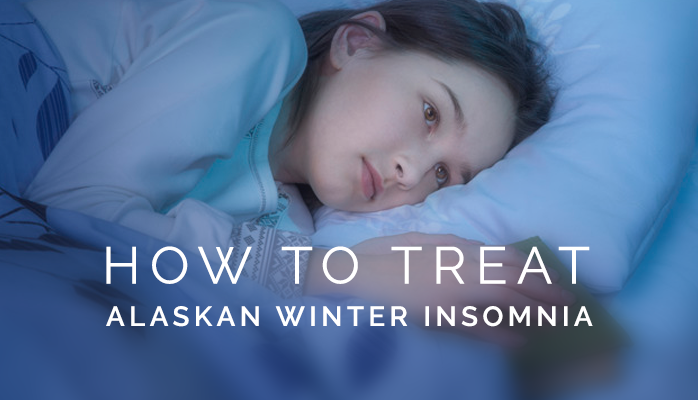 How to treat Alaskan Winter Insomnia