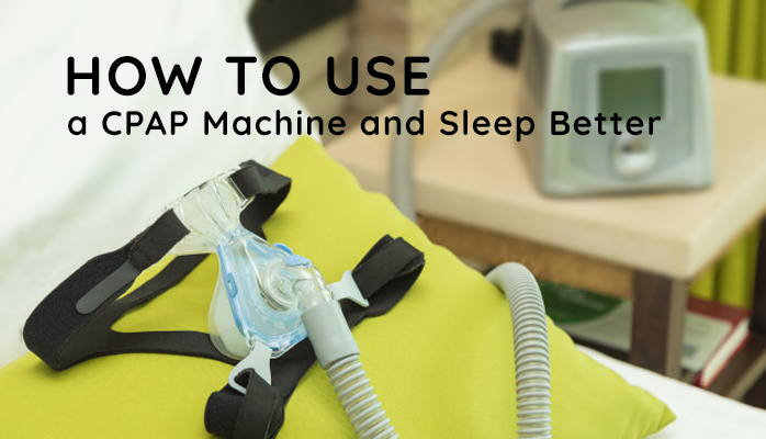 How to use a CPAP machine - Anchorage Sleep Center