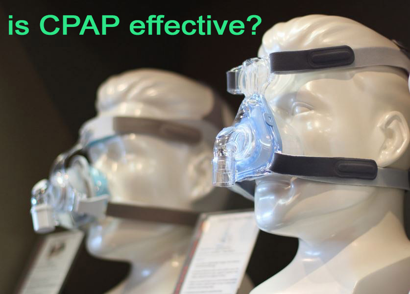 Is CPAP therapy effective for treating sleep apnea