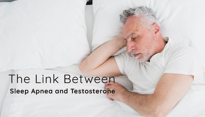 Link between sleep and testosterone