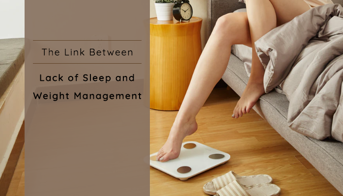 Link between sleep and weight management - Anchroage Sleep Center