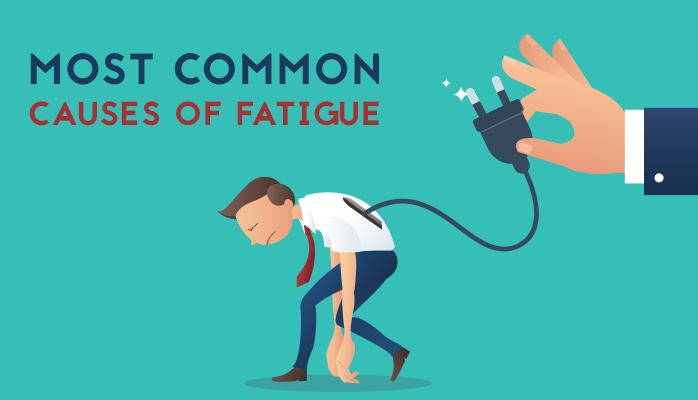 Most common causes of chronic fatigue - Anchrage Sleep Center