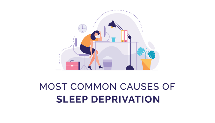 Most common causes of sleep deprivation - Anchorage Sleep Center