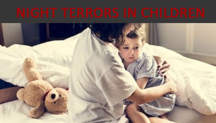 Night terrors in children and what to do - Anchorage Sleep Center