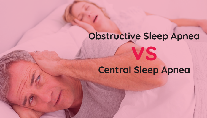 Obstructive vs central sleep apnea - Anchorage Sleep Center blog