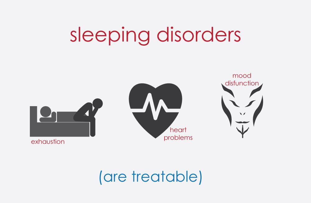 Side effects of sleeping disorders