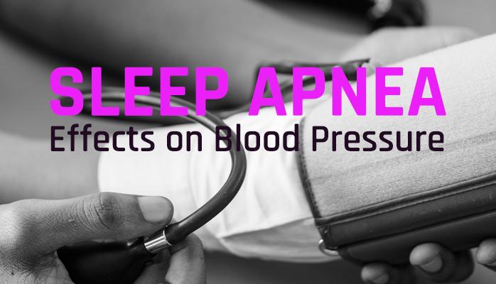 Sleep apnea link with high blood pressure