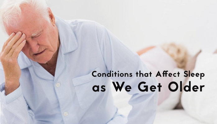 Sleep disorders and aging