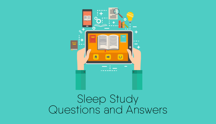 Sleep study questions and answers - Anchorage Sleep Center blog
