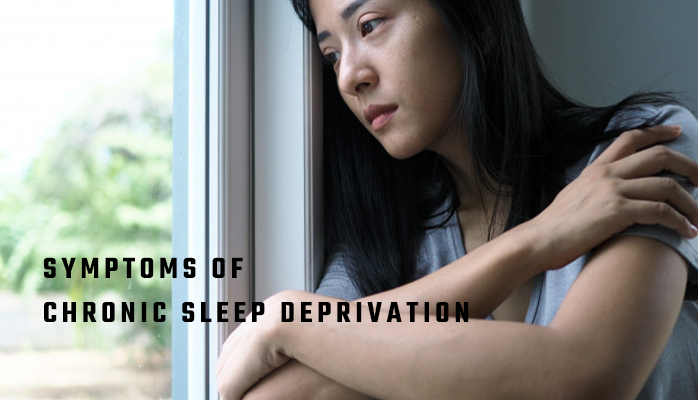 Symptoms of chronic sleep deprivation - Anchorage Sleep Center