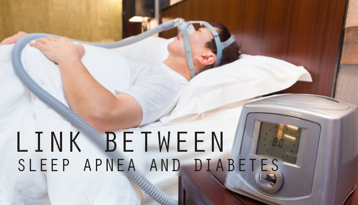 The Link Between Sleep Apnea and Diabetes