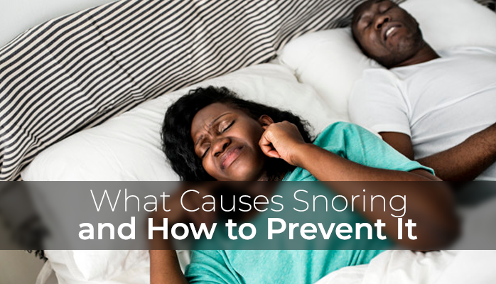 What Causes Snoring and How to Prevent It - Anchorage Sleep Center