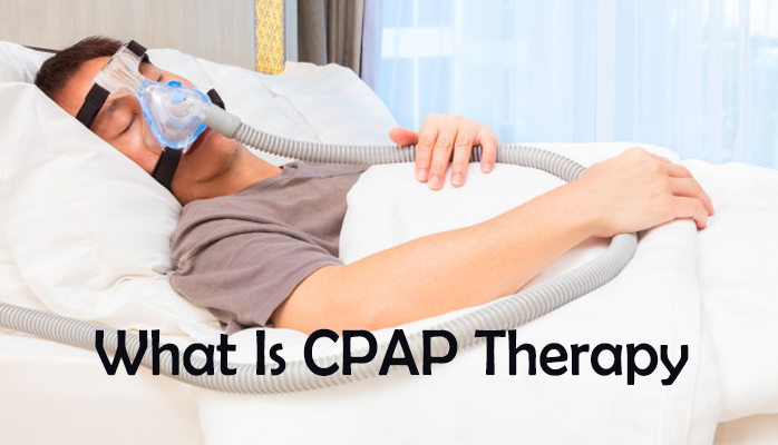 What is CPAP therapy and how does it work - Anchorage Sleep Center blog