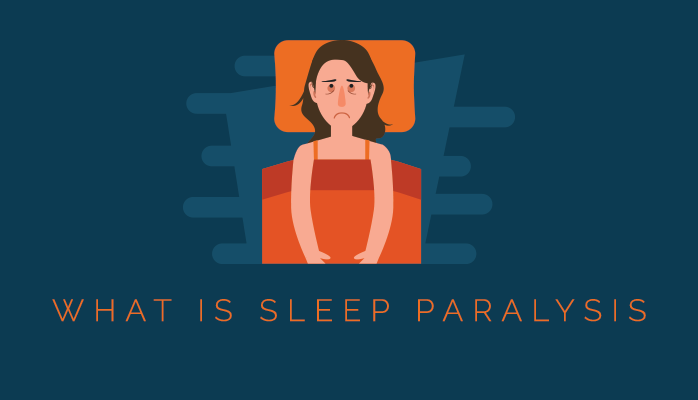 What is sleep paralysis - Anchorage Sleep CEnter