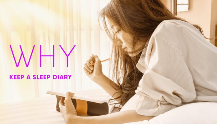 Why keep a sleep diary - Anchorage Sleep Center