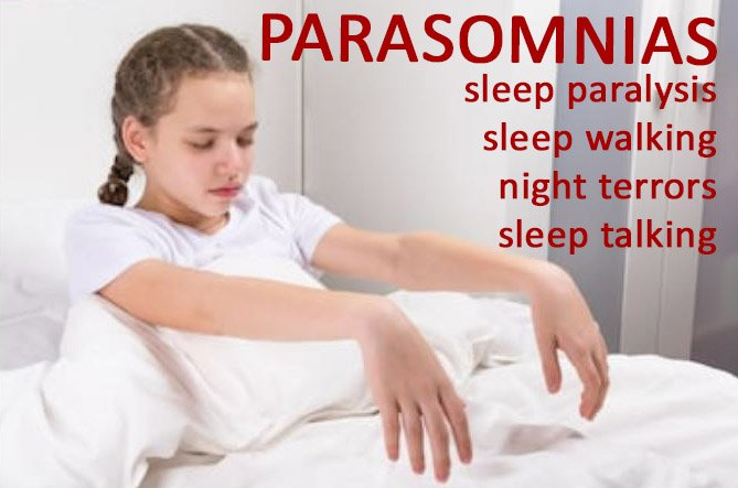 What are Parasomnia Sleep Disorders? - Sleep Disorders - Sleep Apnea